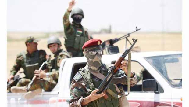 Macaristan'dan Kürdistan Bölgesine Askeri Yardım