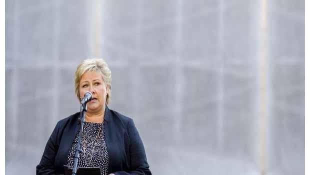 Norveç Başbakanı'ndan IŞİD'e ilginç protesto