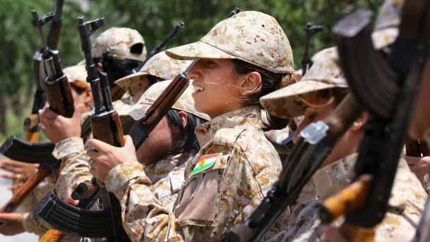Kürdistan'ın Kadın Fedaileri