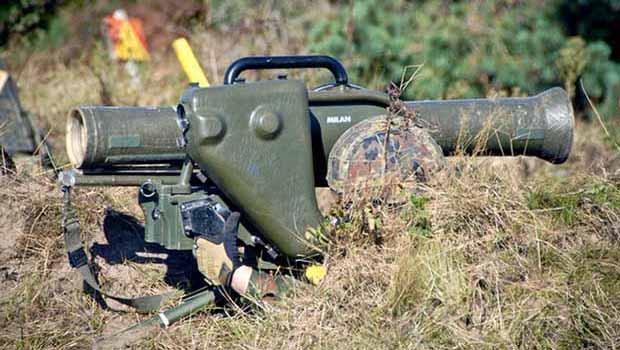 Alman Hükümetinin Peşmerge Kuvvetlerine Göndereceği Silahların Envanteri