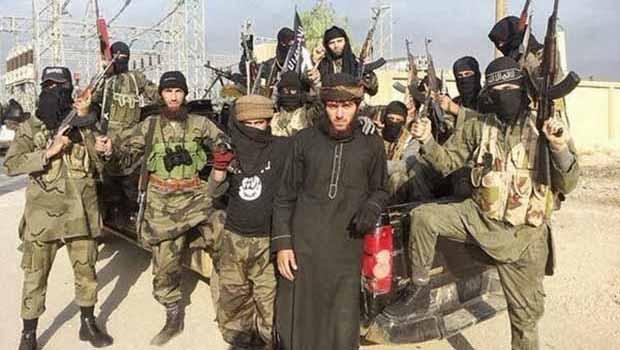 IŞİD Bünyesinde 400'ü aşkın Güney Kürdü bulunuyor.