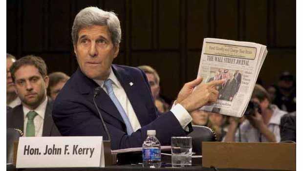 Kerry: IŞİD petrolleri Türkiye üzerinden gidiyor