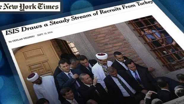 NY Times 'Haberimizin Arkasındayız' Deyip Fotoğrafı Kaldırdı