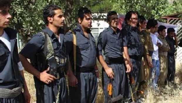 Peşmerge ile İran pasdarları çatıştı