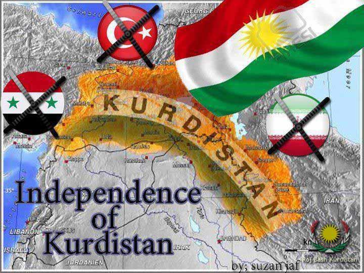 Kuşatılmışlık Kürd Devletiyle Aşılacaktır !