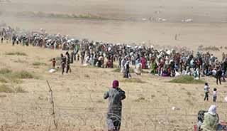 'Kobane Ez Qurbane' Sizler Bu Zulümü Hak Etmemiştiniz