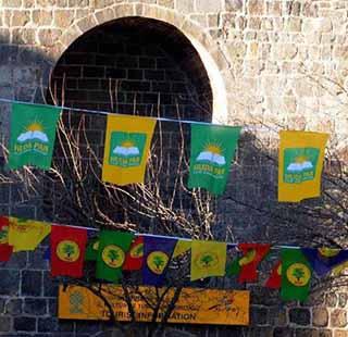Kürtlerin ayak bağı / PKK ve Hizbullah gerginliği
