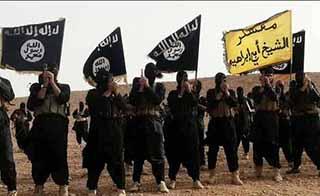 IŞİD'in  Zuhuru
