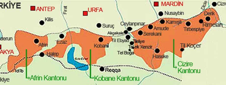 Öcalan'ın Kanton Aşkı, 'Rojava Devrimi' ve Kobanê Trajedisi