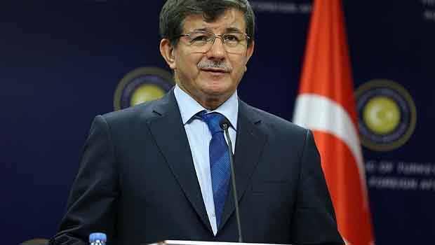 Davutoğlu: Suriye rejimi, IŞİD ve PKK Bunların tümü Türkiye'nin düşmanıdır.