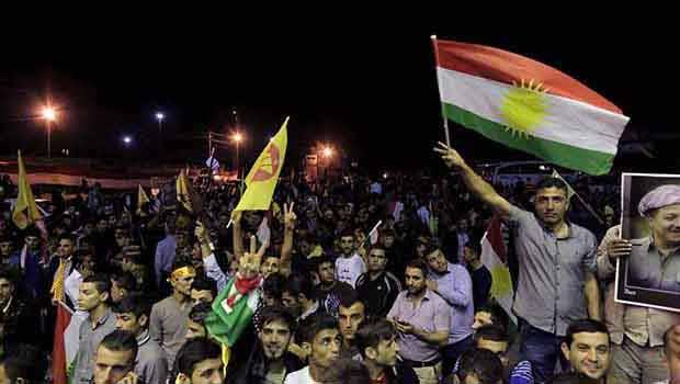 Kuzey Kürdistan Kürtlerinin Peşmerge Sevgisi