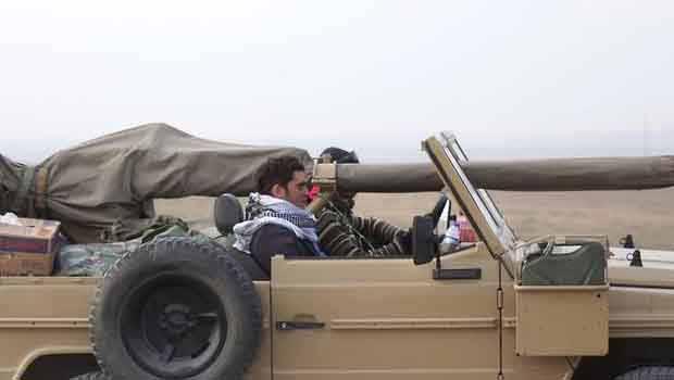 Peşmergelerin Kobani'ye Geçişi