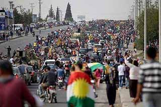 Bakur / Türkiye Kürdistan'ından Peşmerge Geçti