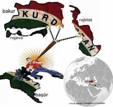 Kürdistan'ın birliği için önemli 6 konu