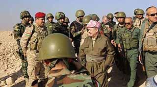Gerektiğinde Sarayda Gerektiğinde Savaş Cephesinde Bir Başkan; Mesut Barzani
