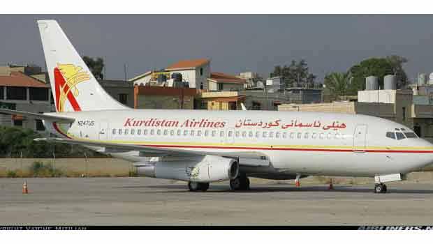 Irak, Kürdistan havayollarını kontrol etmek istiyor