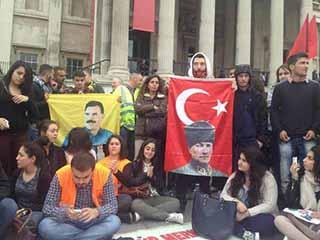 Kurnaz Türkler ve Aptal Kürtler