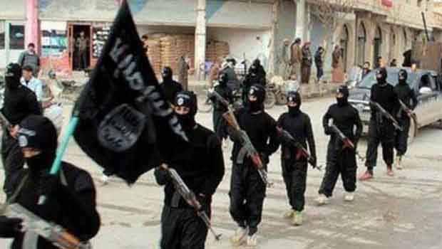 Enbar'da 100'den fazla IŞİD'li öldürüldü