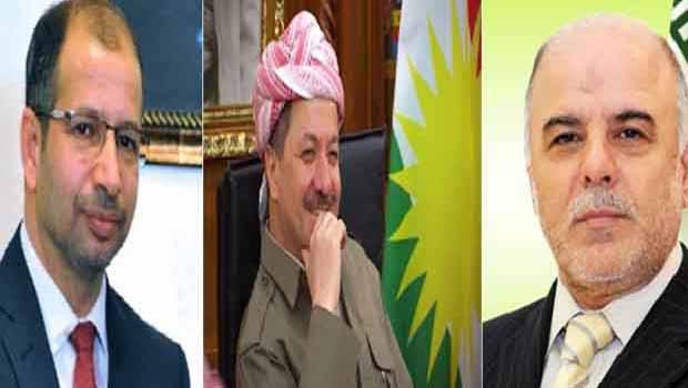 Başkan Barzani, İbadi ve Ciburi Türkiye'ye gidiyor.