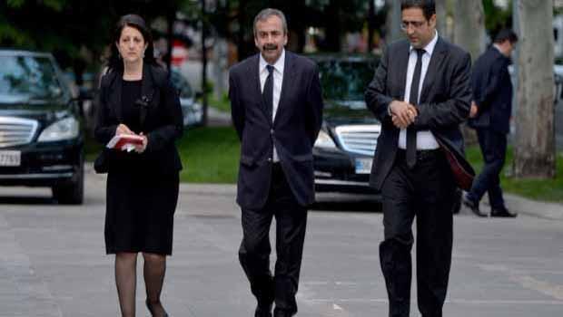 Genişletilmiş Heyet Öcalan'la görüştü