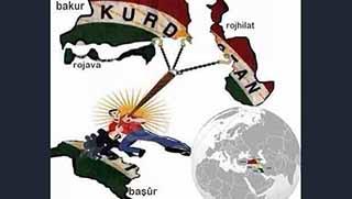 Kürd Halkı Devletleşme Yolunda