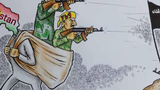 Rejim, İslamileşme, Kürdler/Kürdistan