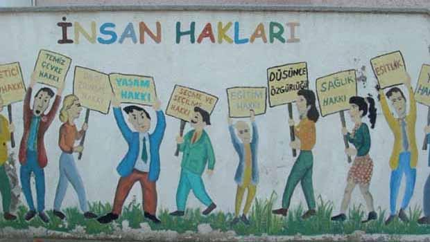 İnsan hakları makul şüpheli