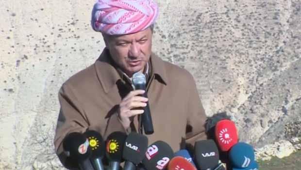 Başkan Barzani'nin Tarihi Şengal Konuşması