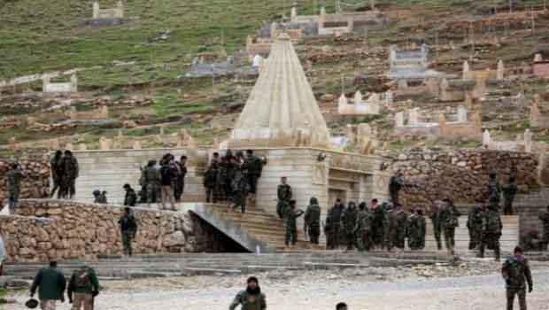 Ezidilerin kurtuluşu Kürdistan'ın kurtuluşudur