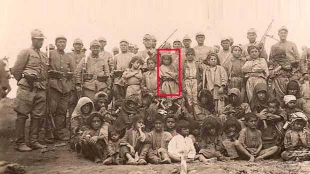'Dersim Katliamı'ndaki o fotoğrafın sırrı ortaya çıktı