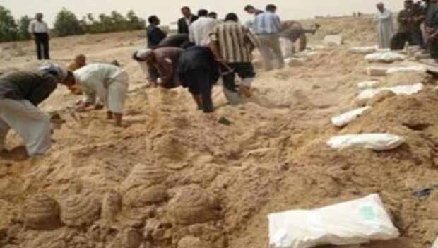 Musul'da Şabek Kürdlerine ait bir toplu mezar bulundu