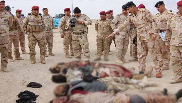 Koalisyondan Büyük Operasyon: 100'den fazla IŞİD'li öldürüldü