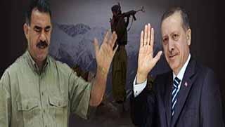 Öcalan'ın Kürdleri yerlerde süründüren Çözüm Süreci