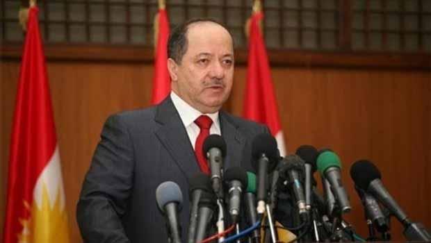Mesud Barzani Davos'a gitmiyor
