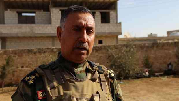 Peşmerge Komutanı: Bugün Kobanê Yarın Diyarbakır'da  Savaşırız