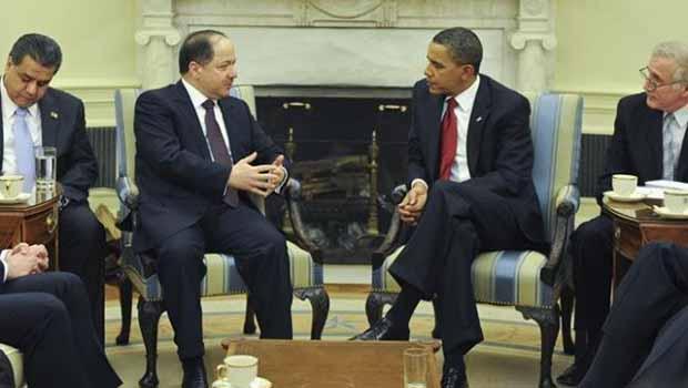Kürdistan Başkanı bir Ağa ve Amerikan uşaklarının bağımsızlık çıkışı(!...)