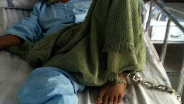 Sine'de Kürd tutuklulara ilaç ambargosu