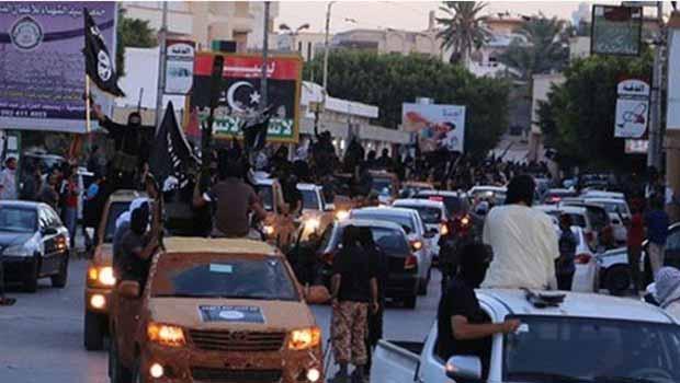 IŞİD neden Libya'da eylem yapıyor?
