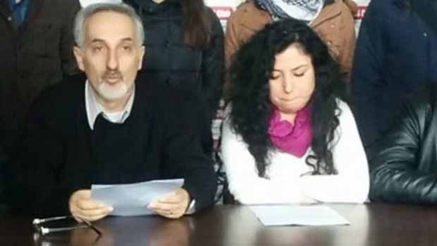 HDP'yi kurdu, işinden oldu!