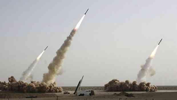 İran'dan İsrail'e  10 dakikada