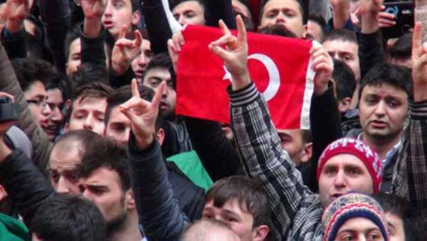 Trabzon'da HDP Gerginliği