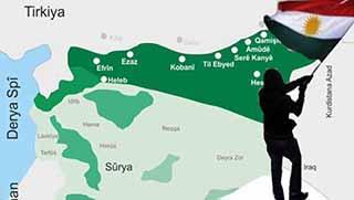 Kurdistana Rojava; Altın Tepside Sunulan Fırsat