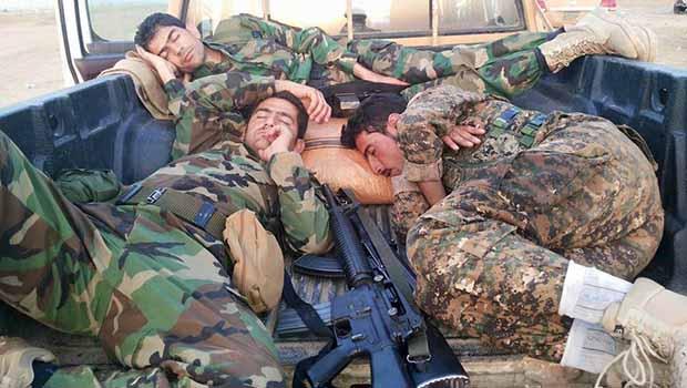 Uzmanlar: Peşmerge IŞİD savaşına devam edebilecek mi