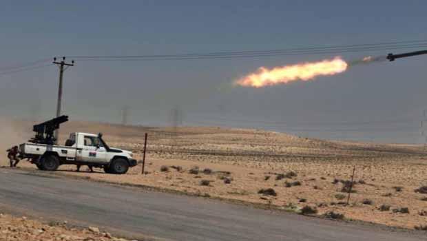 Libya: Türkiye, silah yardımı yapıyor!