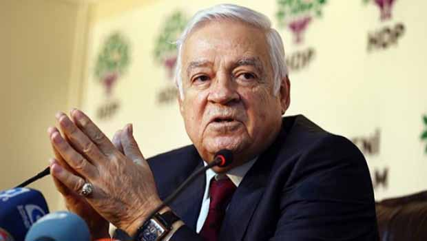 Dengir Mir Fırat: AKP'den gizli tebrikler aldım