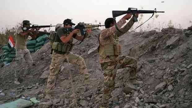 Enbar'da 350 IŞİD üyesi öldürüldü