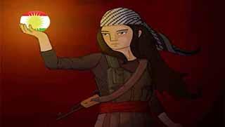 Kadın, Kürt, Kürdistan ile Bastırılmış Kimlikler