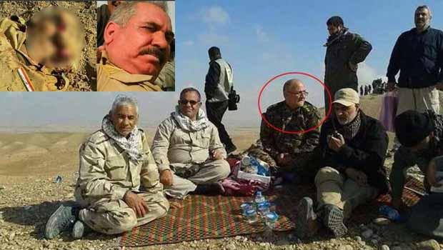 Tikrit'te İran'lı iki General Öldürüldü
