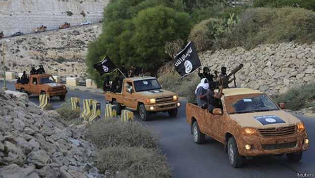 BM: Libya'da IŞİD tehlikesi büyüyor