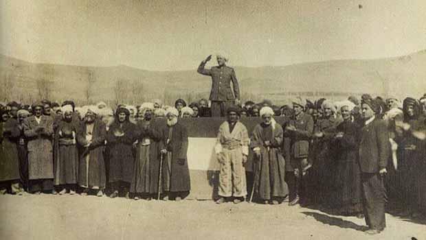 Kürdistan Cumhuriyeti Lideri Qazî Muhammed'in Şehadeti'nin Yıldönümü
